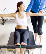 Personal training Pilates Greece osteoporosis pregnancy
